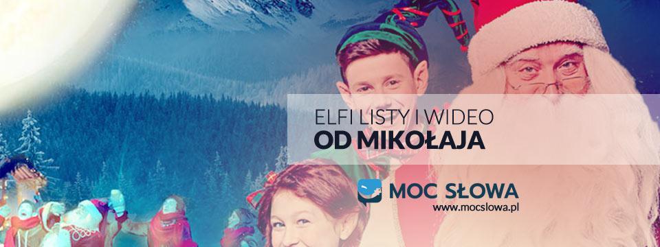 You are currently viewing ELFI LISTY I WIDEO OD ŚWIĘTEGO MIKOŁAJA